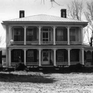 View, Faison-Williams House, Faison, Duplin County, North Carolina