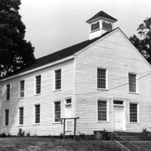 View, Trinity Methodist Church, Bladen County, North Carolina