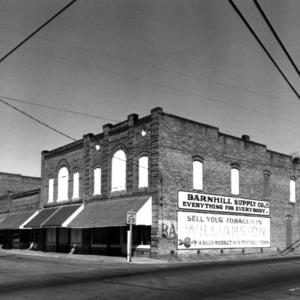 View, Barnhill's Store, Martin County, North Carolina