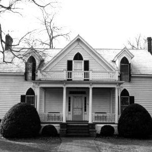 View, Bowers House, Jackson, Northampton County, North Carolina