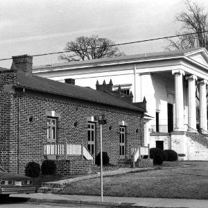 View, Northampton County Clerk's Office, Jackson, Northampton County, North Carolina