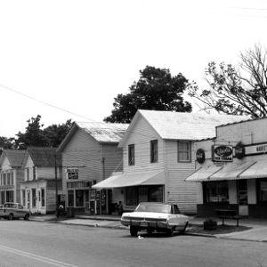 View, Main Street, Creswell, Washington County, North Carolina
