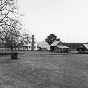 View, Boyd Farm, Beaufort County, North Carolina