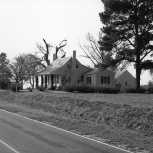 View, Daniels-Tucker Farm, Greenville, Pitt County, North Carolina