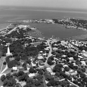 View, Ocracoke Village, Ocracoke, Hyde County, North Carolina