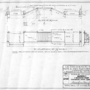 Iron Rail Detail