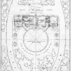 Floor Plan, Second Stage