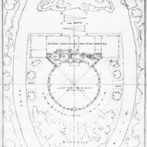 Floor Plan, First Stage