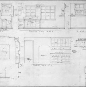 Design of Kitchen Cabinets