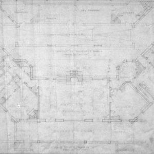 Main Floor and Part of Basement