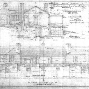 Elevations, Sections and Details