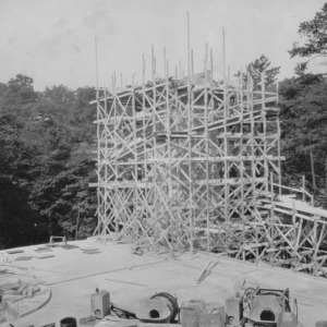 Exterior, Under Construction