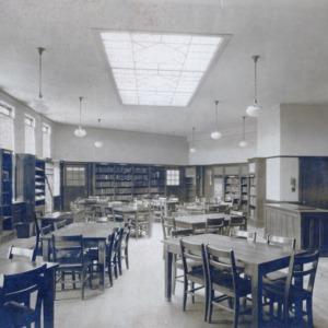 Interior, Library