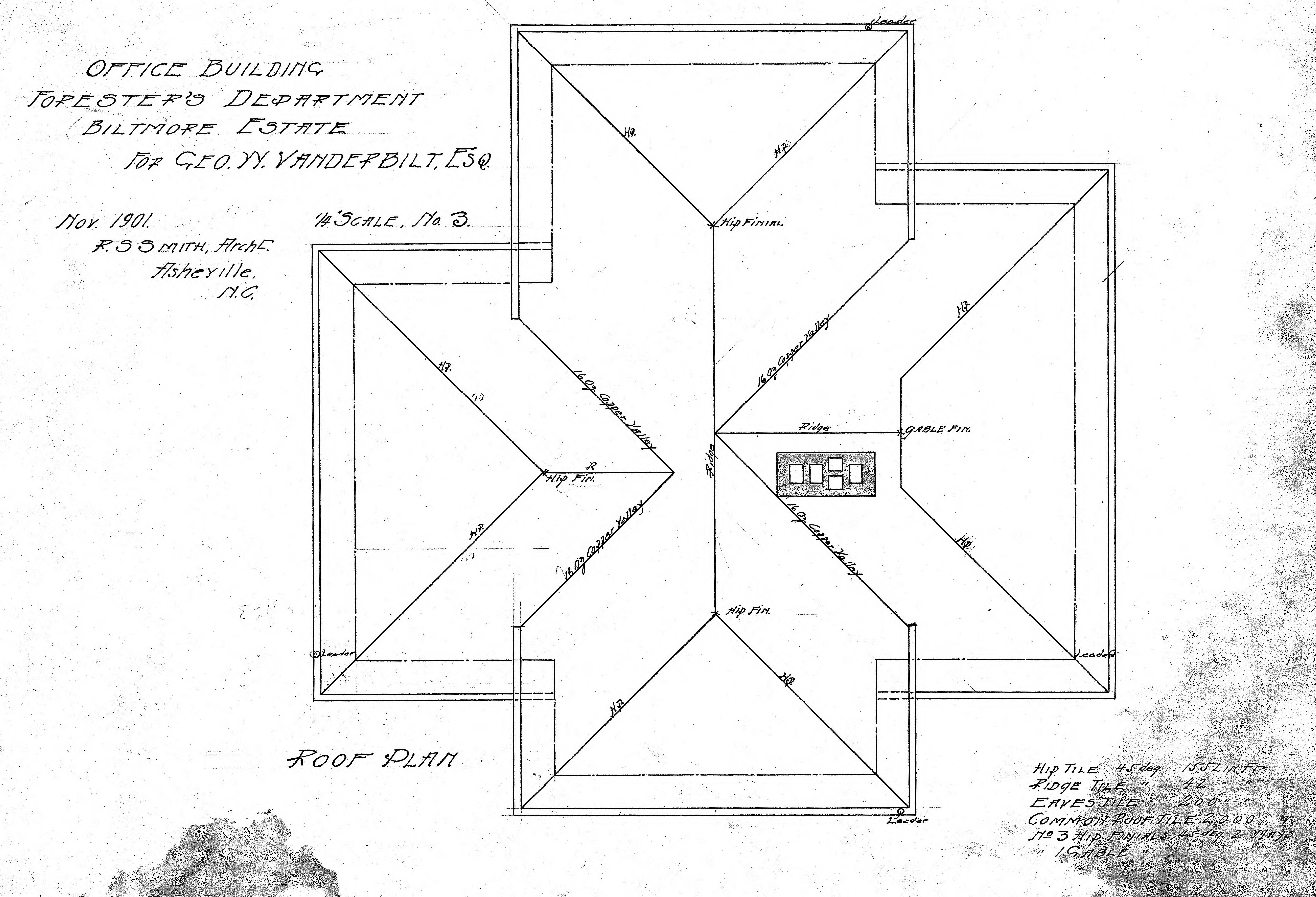 roof building plans