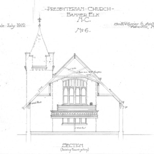 Presbyterian Church--Section - No. 6