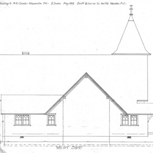 Alterations to M - E - Church--West Side