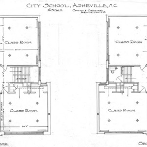 City School--First and Second Floor