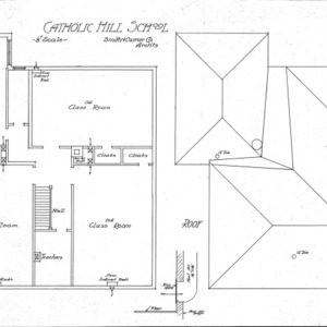 Catholic Hill School--Second Floor