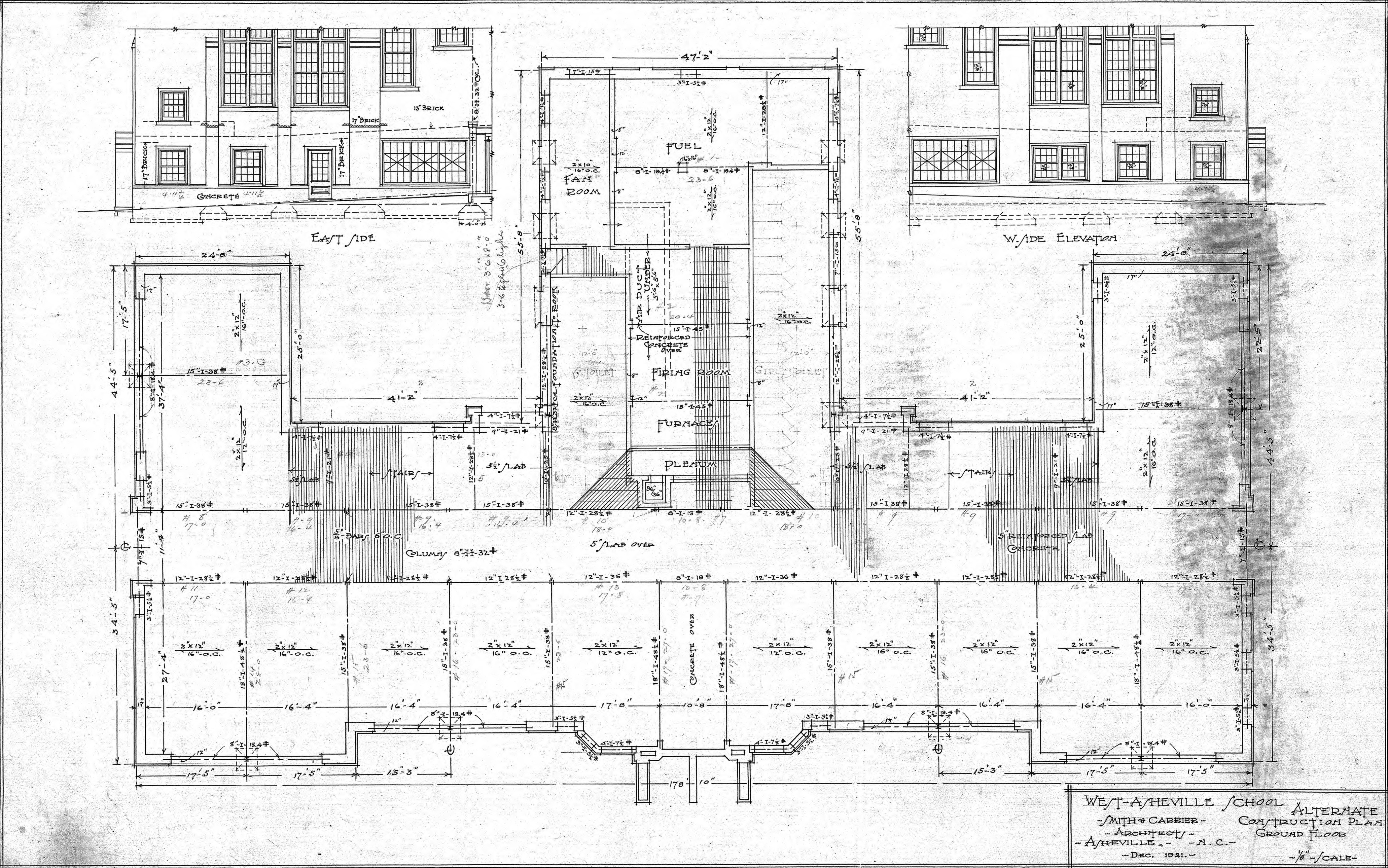 Famous house interior designers building plans for Famous building blueprints