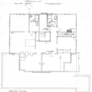 Residence- Montford Ave.--Second Floor