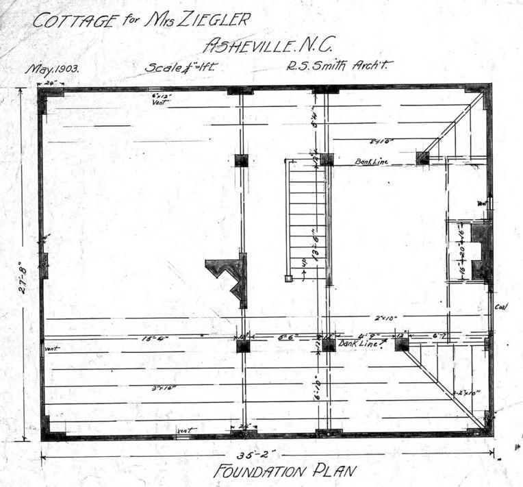 Cottage For Mrs Ziegler Hillside Street Foundation