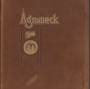 The Agromeck 1916, Volume XIV