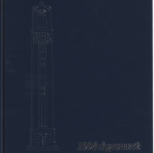 1994 Agromeck, North Carolina State University, Volume 92