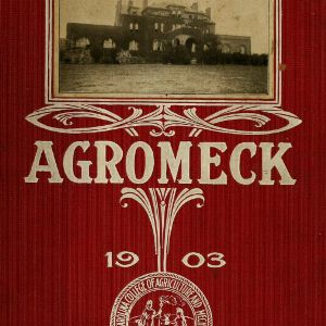 The Agromeck, Volume One, 1903