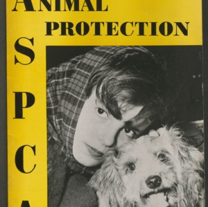 ASPCA Animal Protection, Spring 1956