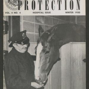 Animal Protection Hospital Issue, Winter 1950