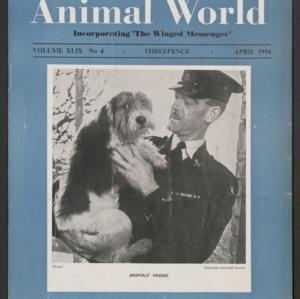 Animal World, April 1954