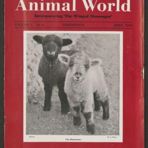 Animal World, April 1955