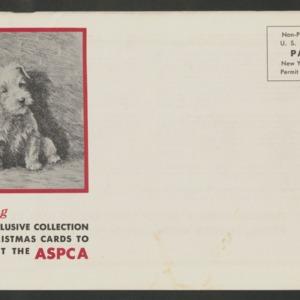 ASPCA Christmas Cards