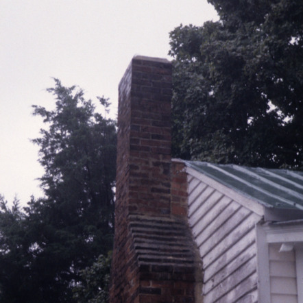 Chimney, Cameron-Nash Law Office, Hillsborough, North Carolina