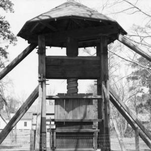Norfleet Cotton Press, Tarboro, North Carolina