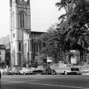 View, St. James Episcopal Church, Wilmington, North Carolina