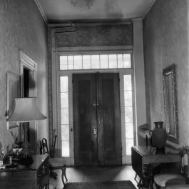 Interior view, Dortch House, Raleigh, North Carolina