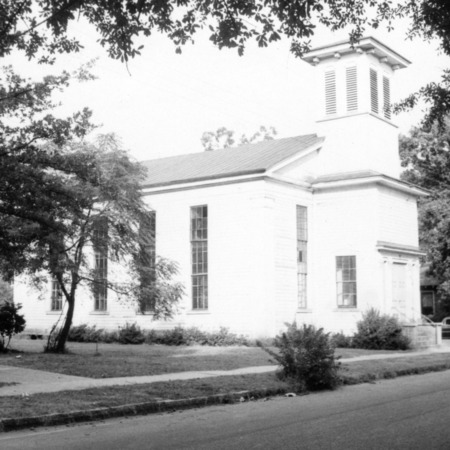View, Primitive Baptist Church, Goldsboro, North Carolina