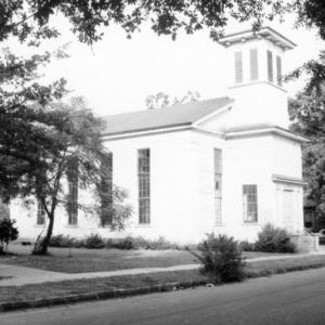 View, Primitive Baptist Church, Goldsboro, North Carolina