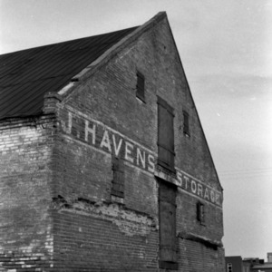 View, Havens Warehouse, Washington, North Carolina