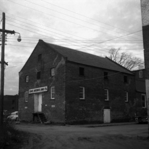 View, Fowle Warehouse, Washington, North Carolina