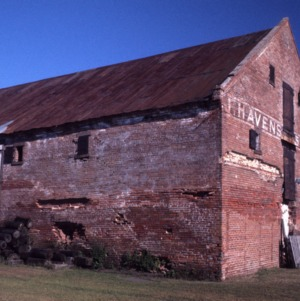 View, Havens Warehouse, Washington, Beaufort County, North Carolina