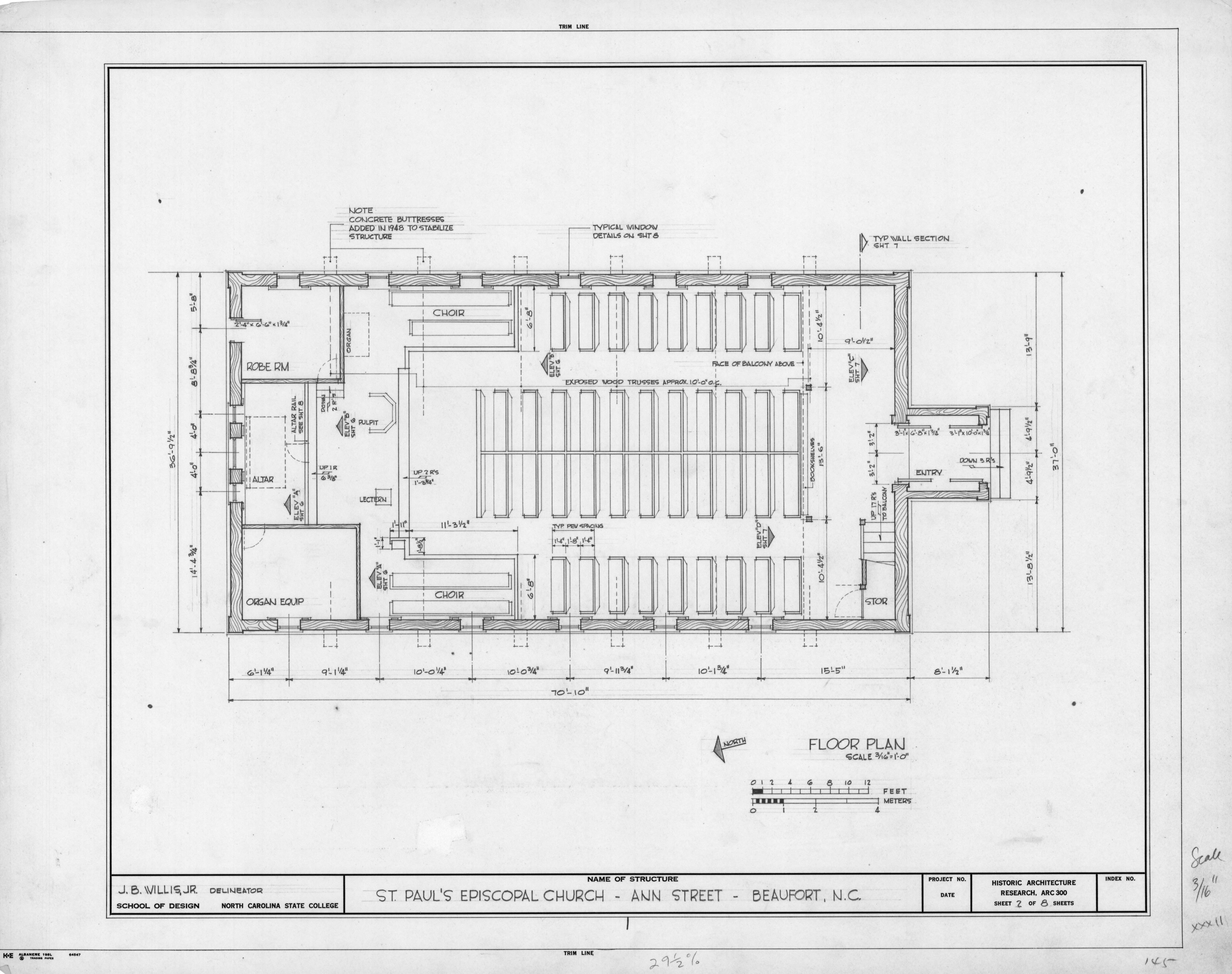 Church floor plan joy studio design gallery best design for Floor plan church