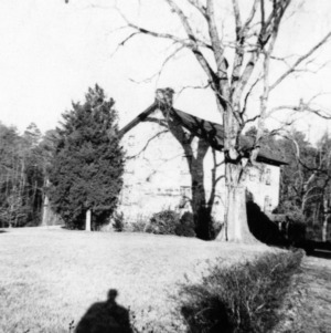 View, Hezekiah Alexander House, Mecklenburg County, North Carolina