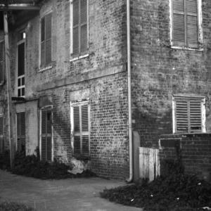 View, St. John's Lodge, Wilmington, North Carolina