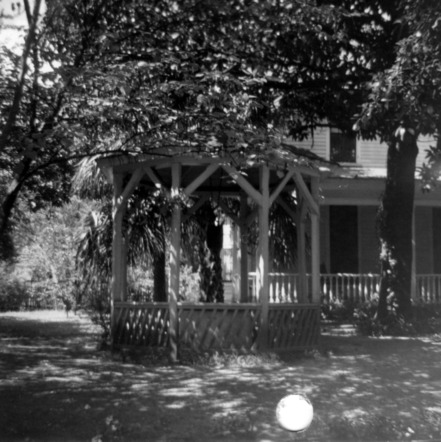 View, F. D. Giddens Well House, Goldsboro, North Carolina