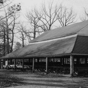 View, Pleasant Grove Camp Meeting Ground, Union County, North Carolina