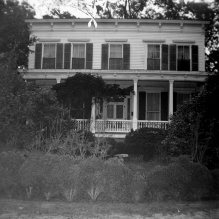 View, Hollyday House, Washington, North Carolina