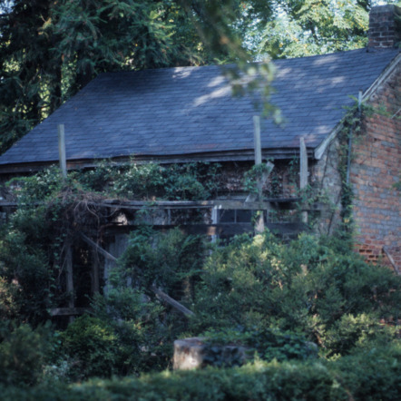 Outbuilding, Hollyday House, Washington, Beaufort County, North Carolina