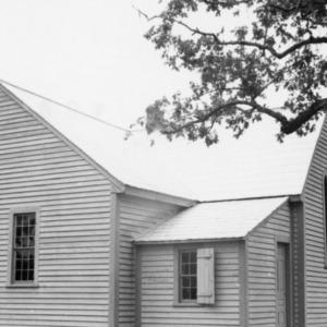View, St. David's Episcopal Church, Washington County, North Carolina